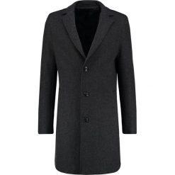 Pier One Krótki płaszcz dark grey. Szare płaszcze wełniane męskie marki Pier One, l. Za 529,00 zł.