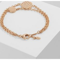 Biżuteria i zegarki damskie: Fossil VINTAGE GLITZ Bransoletka rose goldcoloured