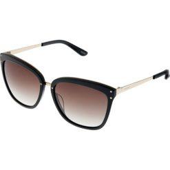 """Okulary przeciwsłoneczne damskie: Okulary przeciwsłoneczne """"GA8023 01F"""" w kolorze czarnym"""