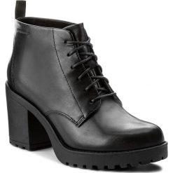 Botki VAGABOND - Grace 4428-401-20 Black. Czarne botki damskie skórzane marki Vagabond. W wyprzedaży za 269,00 zł.