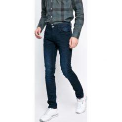 Blend - Jeansy Cirrus. Niebieskie jeansy męskie skinny Blend, z bawełny. W wyprzedaży za 99,90 zł.
