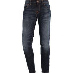 Nudie Jeans TIGHT TERRY Jeans Skinny Fit dark contrasts. Niebieskie jeansy męskie relaxed fit Nudie Jeans. Za 579,00 zł.
