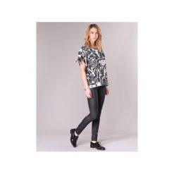 Bluzki Sisley  SELDATA. Czarne bluzki damskie marki Sisley, l. Za 239,20 zł.