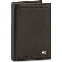 Duży Portfel Męski TOMMY HILFIGER - Harry N/S Wallet W/ Coin Pocket AM0AM01260 002. Czarne portfele męskie TOMMY HILFIGER, ze skóry. Za 299,00 zł.