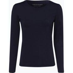 Apriori - Damska koszulka z długim rękawem, niebieski. Niebieskie t-shirty damskie marki Apriori, l. Za 129,95 zł.