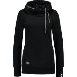 Odzież damska: Ragwear BEAT ORGANIC Bluza black
