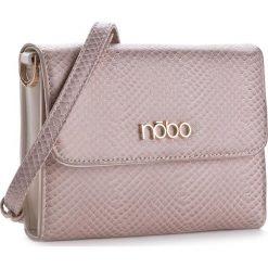 Torebka NOBO - NBAG-C3601-C015  Różowy. Czerwone listonoszki damskie marki Nobo, ze skóry ekologicznej. W wyprzedaży za 109,00 zł.
