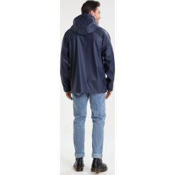 Didriksons LENNART MENS JACKET Kurtka przeciwdeszczowa blue. Niebieskie kurtki trekkingowe męskie Didriksons, m, z materiału. W wyprzedaży za 382,85 zł.