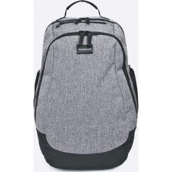 Quiksilver - Plecak. Szare plecaki męskie marki Quiksilver, z poliesteru. W wyprzedaży za 129,90 zł.