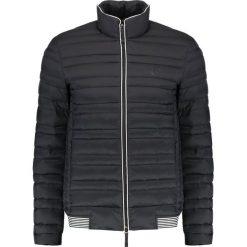 Armani Exchange Kurtka puchowa black. Czarne kurtki damskie puchowe marki Armani Exchange, l, z materiału, z kapturem. Za 739,00 zł.