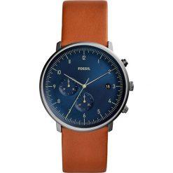 Fossil - Zegarek FS5486. Różowe zegarki męskie marki Fossil, szklane. Za 699,90 zł.