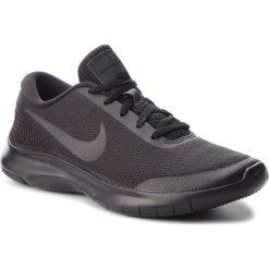 Buty NIKE - Flex Experience Rn 7 908996 002 Black/Black/Anthracite. Czarne buty do biegania damskie Nike, z materiału, nike flex. W wyprzedaży za 219,00 zł.
