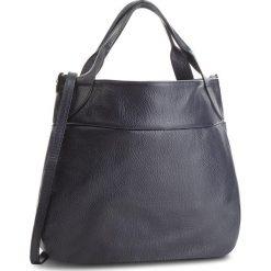 Torebka CREOLE - K10539 Granat. Niebieskie torebki klasyczne damskie Creole, ze skóry. W wyprzedaży za 219,00 zł.