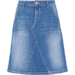 Spódniczki trapezowe: H.I.S Spódnica trapezowa greatest light blue wash