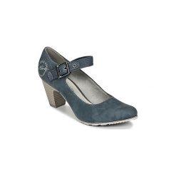 Buty ślubne damskie: Czółenka S.Oliver  NUVUTOUE