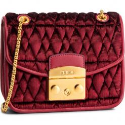 Torebka FURLA - Metropolis 993927 B BUO9 N17 Rosso. Czerwone torebki klasyczne damskie Furla, z materiału. Za 1355,00 zł.