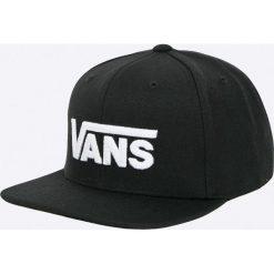 Vans - Czapka. Czarne czapki z daszkiem męskie marki Vans, z wełny. Za 119,90 zł.