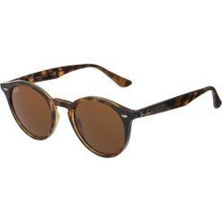 RayBan Okulary przeciwsłoneczne brown. Brązowe okulary przeciwsłoneczne damskie aviatory Ray-Ban. Za 659,00 zł.