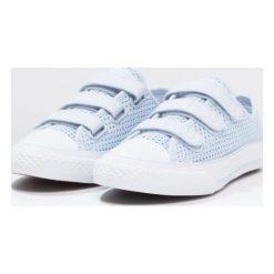 Converse CHUCK TAYLOR ALL STAR Tenisówki i Trampki porpoise/white. Niebieskie trampki dziewczęce marki Converse, z materiału, klasyczne. W wyprzedaży za 139,30 zł.