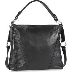 Torebka CREOLE - RBI1179 Czarny. Czarne torebki klasyczne damskie Creole, ze skóry. W wyprzedaży za 209,00 zł.