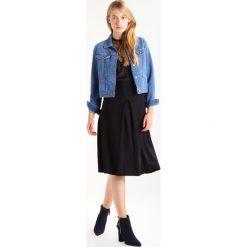 Bluzki asymetryczne: Bardot KIKA PANELED Bluzka black