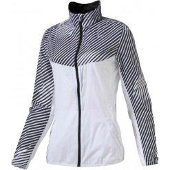 Puma Kurtka Sportowa Graphic Woven Jacket W White-Black Xs. Białe kurtki damskie do biegania marki Puma, xs, z materiału. W wyprzedaży za 259,00 zł.
