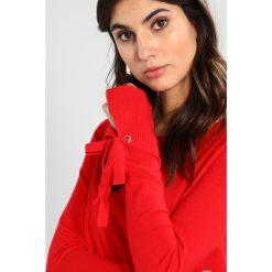 Swetry klasyczne damskie: comma LANGARM Sweter red