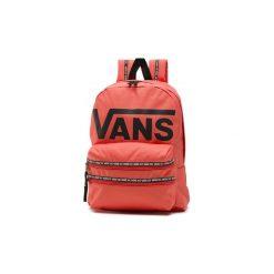 Plecaki Vans  Sporty Realm II Backpack. Różowe plecaki męskie Vans, sportowe. Za 243,33 zł.