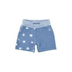 Spodenki chłopięce: Feetje Boys Szorty short star blue melange