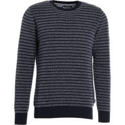 Swetry klasyczne męskie: Barbour DOUGLAS CREW Sweter navy