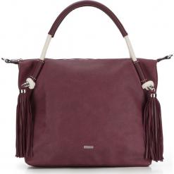 Torebka damska 87-4Y-357-2. Czerwone torebki klasyczne damskie marki Reserved, duże. Za 199,00 zł.