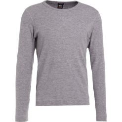 Swetry klasyczne męskie: BOSS Orange TEMPEST Sweter grey melange