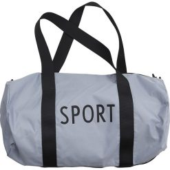 Torba sportowa Design Letters duża szara. Szare torby podróżne Design Letters, duże. Za 258,00 zł.