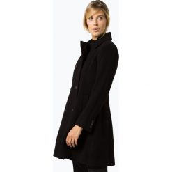 LAUREN RALPH LAUREN - Płaszcz damski z dodatkiem kaszmiru, czarny. Czarne płaszcze damskie wełniane Lauren Ralph Lauren, l, klasyczne. Za 899,95 zł.