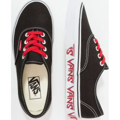 Vans AUTHENTIC Tenisówki i Trampki black/red. Szare tenisówki męskie marki Vans, z materiału. Za 299,00 zł.