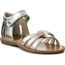 Sandały dziewczęce: Sandały NATURINO – 0010502326.03.9121 M Argento/Rosa/Platino