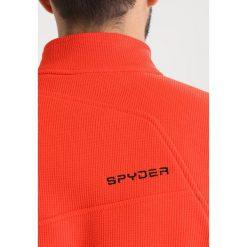 Bejsbolówki męskie: Spyder WENGEN FULL ZIP MID Bluza z polaru orange