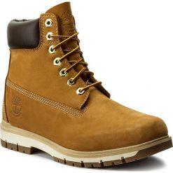 Trapery TIMBERLAND - Radford 6 Boot Wp A1JHF/TB0A1JHF2311 Wheat. Brązowe glany męskie marki Timberland, z gumy. W wyprzedaży za 589,00 zł.