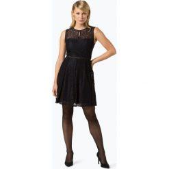 Apart - Sukienka damska, niebieski. Niebieskie sukienki koronkowe Apart, w koronkowe wzory. Za 299,95 zł.