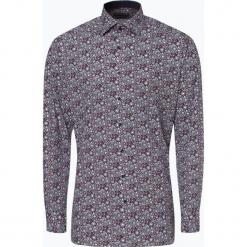 Finshley & Harding - Koszula męska, niebieski. Niebieskie koszule męskie marki Finshley & Harding, m, z bawełny. Za 179,95 zł.