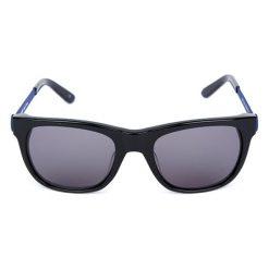 """Okulary przeciwsłoneczne męskie aviatory: Okulary przeciwsłoneczne """"KZ511301"""" w kolorze czarnym"""