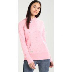 Odzież damska: Ragwear CHELSEA HEARTS Bluza z kapturem pink