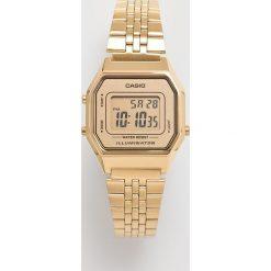 Casio - Zegarek LA680WEGA.9ER. Czarne zegarki męskie marki Fossil, szklane. Za 299,90 zł.