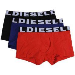 Diesel 3-Pak Bokserki Męskie Shawn Xl Wielokolorowy. Czarne bokserki męskie marki Diesel, z bawełny. Za 179,00 zł.