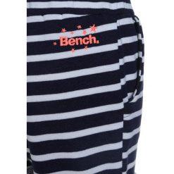 Bench STRIPEY  Szorty maritime blue. Szare szorty jeansowe damskie marki Bench, z kapturem. Za 129,00 zł.
