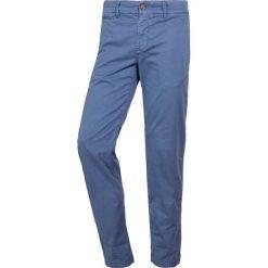 7 for all mankind EXTRA SLIM CHINO Chinosy blue grey. Niebieskie chinosy męskie 7 for all mankind, z bawełny. W wyprzedaży za 371,60 zł.