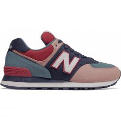 New Balance Outdoor Patch - WL574INA. Szare buty trekkingowe damskie New Balance. Za 349,99 zł.