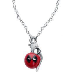 Deadpool Granate Naszyjnik srebrny. Szare naszyjniki męskie Deadpool, srebrne. Za 29,90 zł.