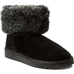Buty zimowe damskie: Buty INBLU – EY70C159 Czarny