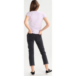 T-shirty damskie: Levi's® Line 8 L8 TEE Tshirt z nadrukiem purple heather towel wash